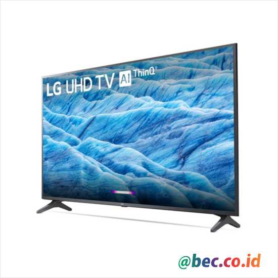 LG AI ThinQ 55UM7300 4K Smart UHD TV - 55 Inch