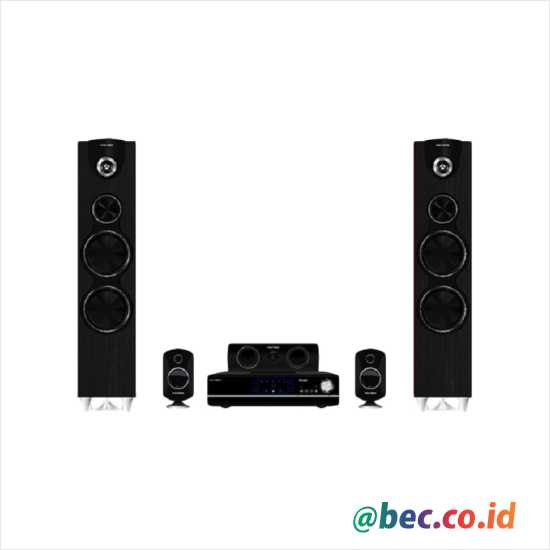 Polytron BB-5510 Home Theater [5.0 Channel]