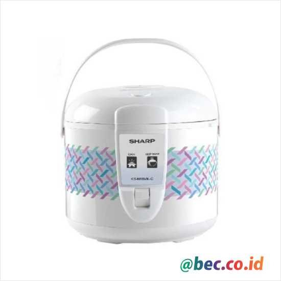 SHARP KS-N18ME-C Rice Cooker