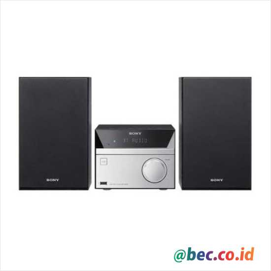 SONY Hi-Fi System With Bluetooth Technology CMT-SBT20
