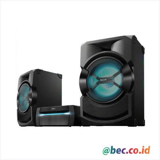 SONY SHAKE-X10D Home Audio Speaker System With DVD Bluetooth