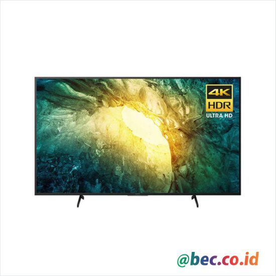 SONY BRAVIA 55X7500H 4K UHD HDR Android LED TV